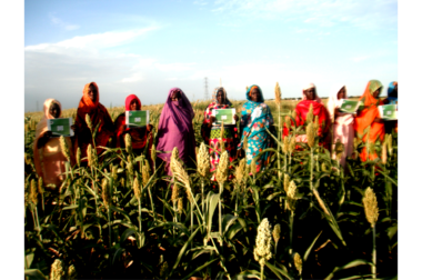 Boosting Resilient Livelihoods of Women Farmers: Food Security & Sustainable Agriculture