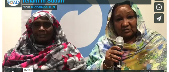 COP23: Empowering women to become self-reliant in Sudan