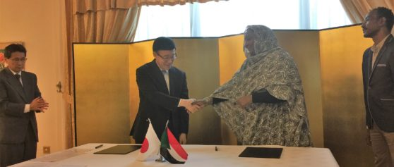 Embassy of Japan in Khartoum Supports ZWD for Kanz Girls' School Primary School Rehabilitation Project