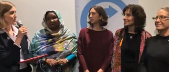 COP23 Interview as Momentum for Change Lighthouse Initiative Finalist